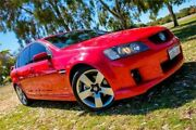 2007 Holden Commodore VE SS-V Red 6 Speed Automatic Sedan Rockingham Rockingham Area Preview