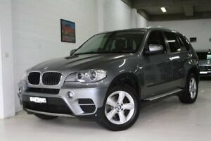 2012 BMW X5 E70 MY12.5 xDrive30d Steptronic Grey 8 Speed Sports Automatic Wagon Castle Hill The Hills District Preview