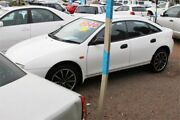 1994 Mazda 323 BG10P2 Astina White 4 Speed Automatic Hatchback Colyton Penrith Area Preview