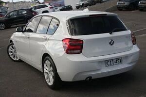 2011 BMW 118i F20 White 8 Speed Sports Automatic Hatchback Dee Why Manly Area Preview