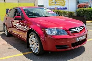 2009 Holden Commodore VE MY10 International Burgundy 6 Speed Sports Automatic Sedan Colyton Penrith Area Preview