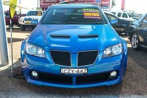2009 Holden Ute VE MY10 SS V Special Edition Voodoo 6 Speed Manual Utility Minchinbury Blacktown Area Preview