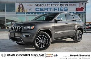 2018 Jeep Grand Cherokee 4X4+NAVIGATION+CUIR