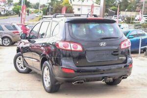 2010 Hyundai Santa Fe CM MY10 SLX Black 6 Speed Sports Automatic Wagon Gympie Gympie Area Preview