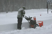 Snow Clearance Services