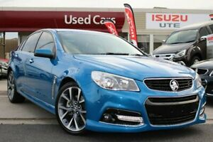 2013 Holden Commodore VF MY14 SS V Blue 6 Speed Sports Automatic Sedan Cheltenham Kingston Area Preview