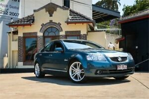2012 Holden Calais VE II MY12 V Blue 6 Speed Sports Automatic Sedan Newstead Brisbane North East Preview
