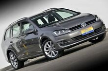 2015 Volkswagen Golf VII MY16 Grey 7 Speed Sports Automatic Dual Clutch Wagon Ferntree Gully Knox Area Preview
