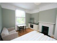A lovely first floor studio right by Ealing Common Station Bills Inc.