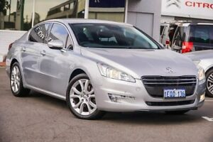 2013 Peugeot 508 Allure Grey 6 Speed Sports Automatic Sedan Victoria Park Victoria Park Area Preview