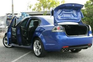 2007 Holden Commodore VE SS V Blue 6 Speed Manual Sedan Bungalow Cairns City Preview