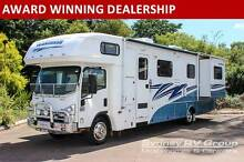 U3112 Winnebago Longreach, Automatic with Slide-outs, Luxury Home Penrith Penrith Area Preview