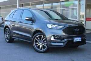 2018 Ford Endura CA 2019MY ST-Line SelectShift FWD Grey 8 Speed Sports Automatic Wagon Osborne Park Stirling Area Preview