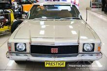 1975 Holden Monaro HJ GTS Antelope 3 Speed Automatic Sedan Carss Park Kogarah Area Preview