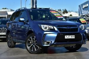 2016 Subaru Forester S4 MY16 XT CVT AWD Premium Blue 8 Speed Constant Variable Wagon Penrith Penrith Area Preview