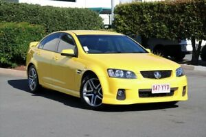2010 Holden Commodore VE II SV6 Devil Yellow 6 Speed Sports Automatic Sedan