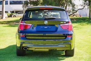 2017 BMW X3 F25 LCI xDrive20d Steptronic Black 8 Speed Automatic Wagon