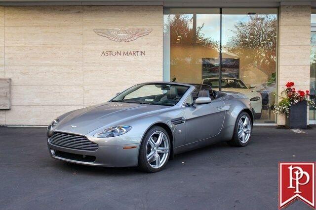 2009 Aston Martin Vantage Ebay