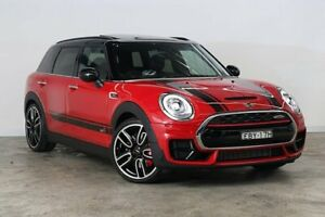 2019 Mini Clubman F54 John Cooper Works Steptronic ALL4 Chilli Red 8 Speed Sports Automatic Wagon Darlinghurst Inner Sydney Preview