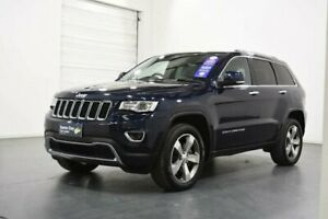2015 Jeep Grand Cherokee WK MY15 Limited (4x4) True Blue 8 Speed Automatic Wagon Oakleigh Monash Area Preview