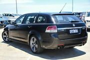 2012 Holden Commodore VE II MY12.5 SV6 Sportwagon Z Series Black 6 Speed Sports Automatic Wagon Osborne Park Stirling Area Preview