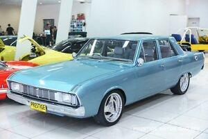 1970 Chrysler Valiant VG Regal Sky Blue Automatic Sedan Carss Park Kogarah Area Preview