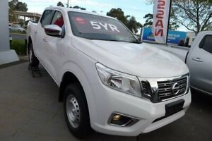 2019 Nissan Navara D23 S3 RX White 7 Speed Sports Automatic Utility Hoppers Crossing Wyndham Area Preview