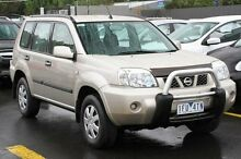 2006 Nissan X-Trail T30 MY06 ST (4x4) Champagne 4 Speed Automatic Wagon Ringwood East Maroondah Area Preview
