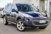2011 Peugeot 4007 MY12 ST DCS Auto HDi Blue 6 Speed Sports Automatic Dual Clutch Wagon Myaree Melville Area Preview