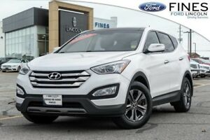 2013 Hyundai Santa Fe Sport - SUNROOF, LEATHER & AWD!