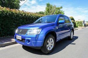 2006 Suzuki Grand Vitara JB Prestige Blue 5 Speed Sports Automatic Wagon