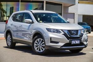 2019 Nissan X-Trail T32 Series II ST X-tronic 2WD Silver 7 Speed Constant Variable Wagon Victoria Park Victoria Park Area Preview