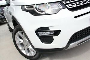 2017 Land Rover Discovery Sport L550 16.5MY SD4 HSE Fuji White 9 Speed Sports Automatic Wagon West Gosford Gosford Area Preview