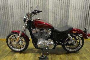 2016 Harley-Davidson XL883L Super LOW 883CC Road