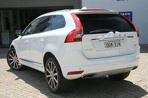2015 Volvo XC60 DZ MY16 T5 Luxury White 8 Speed Automatic Wagon Killara Ku-ring-gai Area Preview