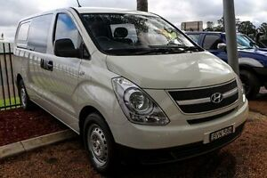 2011 Hyundai iLOAD TQ-V White 5 Speed Sports Automatic Van Minchinbury Blacktown Area Preview