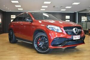 2015 Mercedes-Benz GLE63 Red Sports Automatic Dual Clutch Wagon Southport Gold Coast City Preview