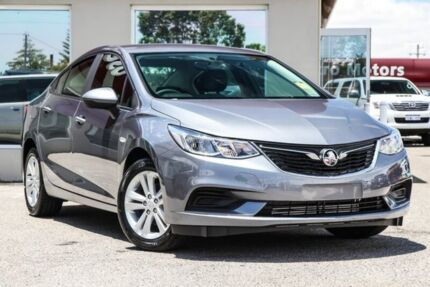 2017 Holden Astra BL MY17 LS Grey 6 Speed Sports Automatic Sedan