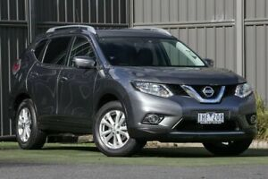 2016 Nissan X-Trail T32 ST-L X-tronic 4WD Grey 7 Speed Constant Variable Wagon Wantirna South Knox Area Preview