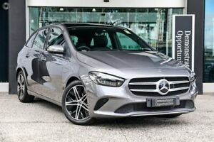 2019 Mercedes-Benz B-Class W247 B180 DCT Grey 7 Speed Sports Automatic Dual Clutch Hatchback Melbourne Airport Hume Area Preview