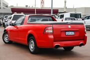 2013 Holden Ute VF MY14 Ute Red 6 Speed Sports Automatic Utility Bayswater Bayswater Area Preview