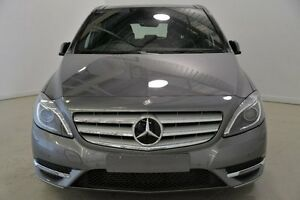 2012 Mercedes-Benz B200 W246 BlueEFFICIENCY DCT Grey 7 Speed Sports Automatic Dual Clutch Hatchback Mansfield Brisbane South East Preview