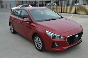 2018 Hyundai i30 PD2 MY18 Active Red 6 Speed Sports Automatic Hatchback Mill Park Whittlesea Area Preview
