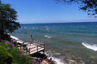 What A View! - Waterfront Cottage Near Sauble Beach