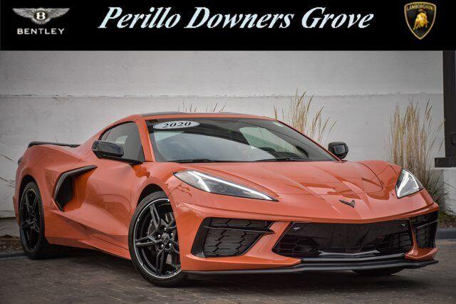 2020 Chevrolet Corvette for sale!