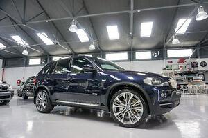2009 BMW X5 E70 3.0SD Monaco Blue 6 Speed Steptronic Wagon Port Melbourne Port Phillip Preview