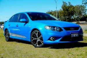 2010 Ford Falcon FG XR6 Blue 6 Speed Sports Automatic Sedan Clarkson Wanneroo Area Preview