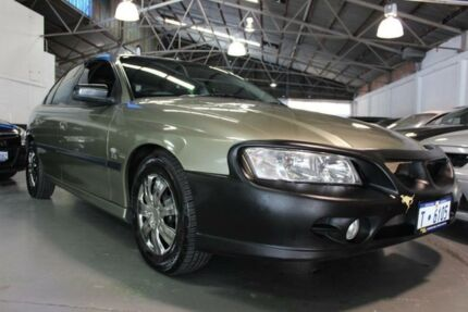 2005 Holden Commodore VZ Executive Olive 4 Speed Automatic Sedan Victoria Park Victoria Park Area Preview