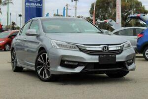 2018 Honda Accord 9th Gen MY18 V6L Silver 6 Speed Sports Automatic Sedan Greenfields Mandurah Area Preview