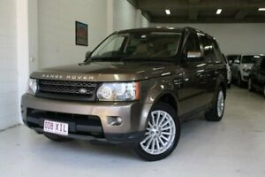 2011 Land Rover Range Rover Sport L320 11MY TDV6 Bronze 6 Speed Sports Automatic Wagon Castle Hill The Hills District Preview